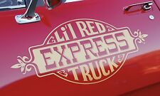 78 79 DODGE PICKUP RAM LI'L LIL RED EXPRESS TRUCK DOOR NAME CREST SET DECAL KIT