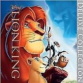 Various Artists - Lion King  Deluxe Collection Original Soundtrack 2xDisc Boxset