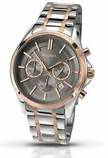 Sekonda Gent's Chronograph Grey Dial Stainless Steel Bracelet Watch 1181