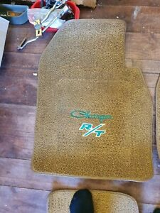 1968 -70 Dodge Charger r/t Floor Mats