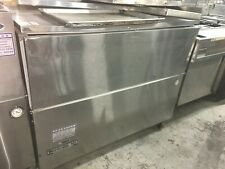 Cooler Beverage Air / 2 top side doors stainless-steel / D: 41'' x 31'' x 40'' H