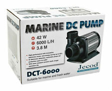 JEBAO/JECOD DCS/DCT/DCP 6000 DC MARINE CONTROLLABLE WATER PUMP - GREY 2015 MODEL