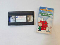 A CHARLIE BROWN CHRISTMAS VHS Tape ~ Ships FREE