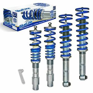 JOM Blueline 741028 Coilovers BMW 5 Series E60 Saloon 2WD Exc M5 2003-2010