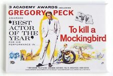 "To Kill a Mockingbird FRIDGE MAGNET (2 x 3 inches) movie poster ""style C"""