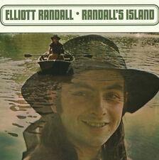"""Elliott Randall:  """"Randall's Island""""  (CD Reissue)"""