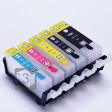 EMPTY Refillable cartridges for Canon Pixma MP620 MP620B MP630 MP640 MX860 MX870
