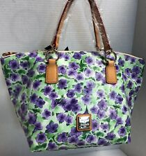 NWT*Dooney & Bourke*Violet*Small*Tullip Shopper Tote*18218W S75