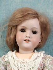 "Antique ARMAND MARSEILLE Dream Doll 19"" SLEEPY EYES Bisque Head"