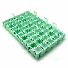 Components Storage Box Electronic Parts Screws Containers 50PCS SMT SMD Unbrand