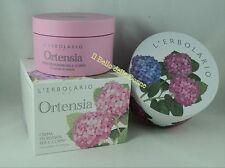 ERBOLARIO Crema corpo profumo ORTENSIA 200ml donna body cream HYDRANGEA woman