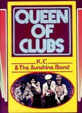 K.C. & THE SUNSHINE BAND queen of clubs GERMANY 1974 EX LP