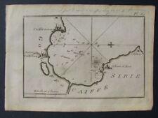 Siria. GOLFO DI CAIFFE.  J.J.Allezard, anno 1817
