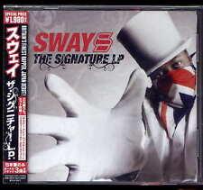 Sway The Signature LP +3 Japan CD w/obi jam & Lewis cherrelle TOCP-66911