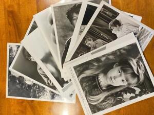 10 Child Movie Star Actors Old Movie Still Vintage Original Photo Lot A353