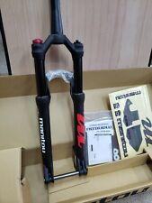 "Manitou Machete Pro 27.5"" Mountain Bike Fork 100mm Travel Tapered 15x100mm"