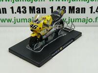Moto Valentino Rossi LEO MODELS 1/18 : Honda NSR 500 46 World Championship 2000