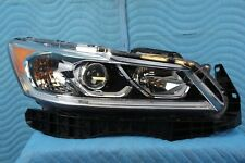 2013-2017 Honda Accord Sdn Passenger Side Headlight w/ All Brackets OEM