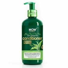 WOW Skin Science Green Tea & Tea Tree Anti-Dandruff Conditioner (300ml)