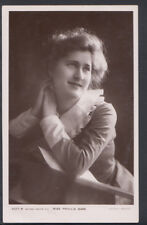 Theatrical Postcard - Actress Miss Phyllis Dare  RS7687