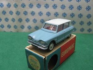 Vintage Cij Europarc 3/6 - Citroen Ami 3 Cv France Superbe / MIB