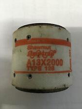 GOULD SHAWMUT AMP-TRAP A13X2000 2000 AMP FUSE 130 VAC