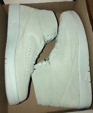 Air Jordan 2 Retro Decon Suede Mint Green Foam Mens Size 7 New W/ Box 897521 303