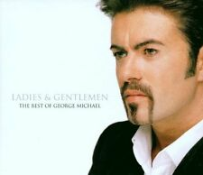 GEORGE MICHAEL Ladies and Gentlemen 2 x CD  New
