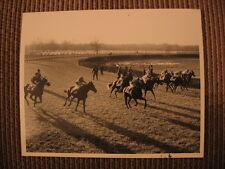 """1958 Washington D.C. International Thoroughbred Horse Race """"Tudor Era"""" Photo"""