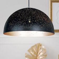 RETRO INDUSTRIE Pendel Decken Leuchte schwarz Loft Wohn Zimmer Hänge Lampe WOFI