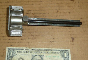 Vintage General No.821 Depth Gauge,USA,Pat.201570,Old Carpenter Tool,Gage,Clean