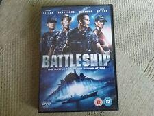 Battleship (DVD, 2012) freepost in very good condition