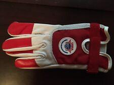 USHA unpadded handball gloves