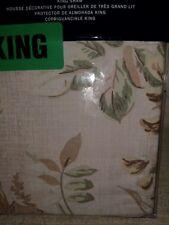 Ralph Lauren Annandale Lindsley Pillow Sham Antique Floral Size King Nwt Nip