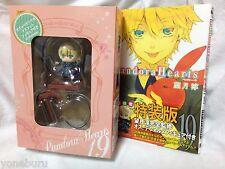 PANDORA HEARTS vol.19 Manga Comic with Oz Vessalius Figure JUN MOCHIZUKI Book