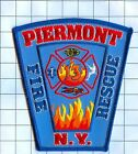 Fire Patch - Piermont  N.Y. Station 13