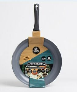 The Hairy Bikers 28cm Frying Pan Non-Stick Ceramic Coated For Any Type Of Hobs!