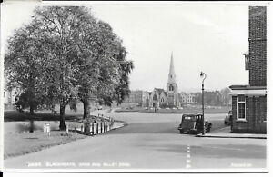 LONDON - Blackheath - Hare and Billet Pond - 1964 - Real Photo Postcard (PCA)