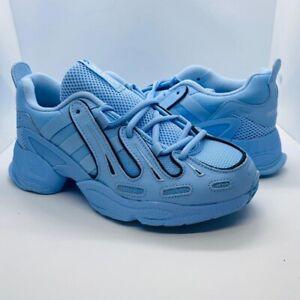 NEW IN BOX Women's Adidas EQT Gazelle Glow Blue/Tech Mineral Shoes EE4822