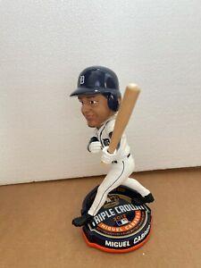 Detroit Tigers 2012 Triple Crown MIGUEL CABRERA  LE FOCO Bobblehead NIB IN STOCK