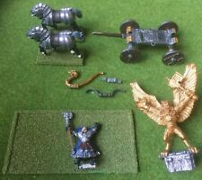 Warhammer - The Empire - Thoegonist on War Altar (REF 1) - METAL Exc Con