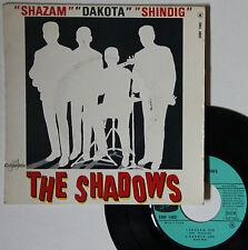 "Vinyle 45T The Shadows ""Shazam"""