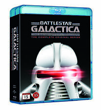 Battlestar Galactica - The Complete Original Series (9 Disc)(Blu-Ra. BLU-RAY NEW