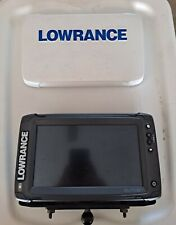 Lowrance Elite 9 ti with Totalscan transducer and Ram mount
