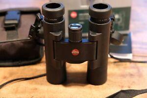 Leica Ultravid BR 10x25 Fernglas - Schwarz (40253) - wie neu