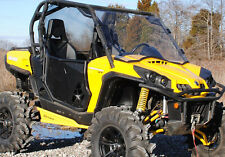 Canam Commander 800/1000 Scratch Resistant Full Front UTV Windshield