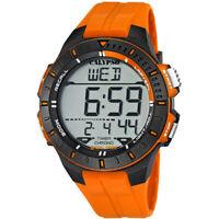 Calypso Orologio Uomo Digitale Collezione Color Splash Arancione K5607/1