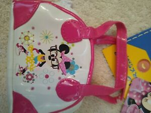 Build A Bear Workshop Pink Minnie Purse nwt new with tags