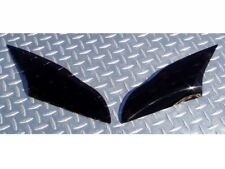 2011-15 Kawasaki ZX10R Headlight Covers Protectors 2012 2013 2014 2015 ZX10 Dark