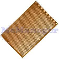 Perforados Pre Baquelita 1.2 mm Solo Lado Prototipo PCB Placa 150x200 matriz de cobre